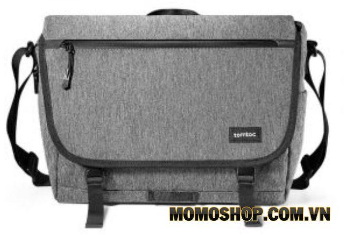 Túi đeo chéo Laptop Tomtoc A47 Messenger Bag (Màu xám)