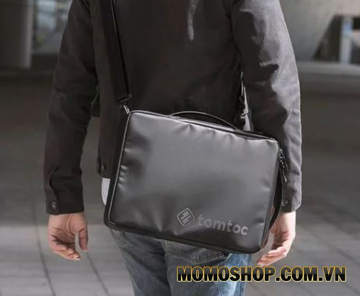 Túi đeo dọc Tomtoc H14 Urban Codura Shoulder Bags 14 inch