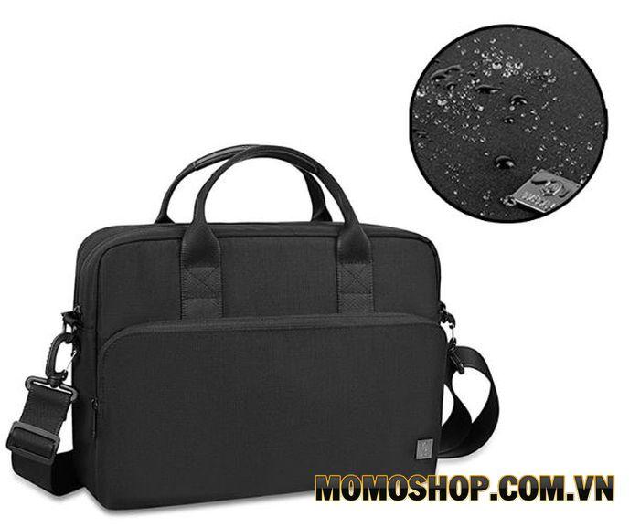 Túi đeo Laptop chống sốc WiWU Alpha Double Layer W353
