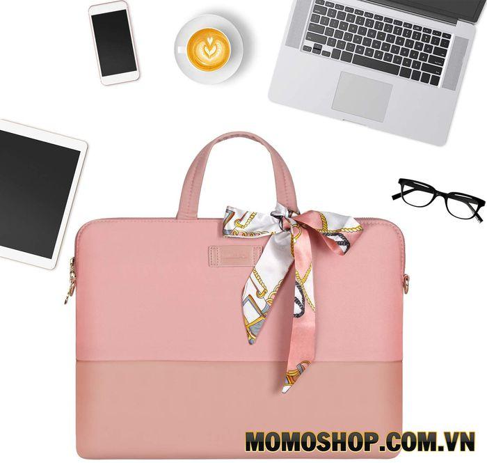Túi xách laptop nữ thời trang Kamlui KM034 - Mẫu túi xách laptop trẻ trung và thanh lịch