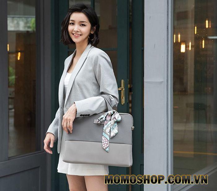 Túi xách nữ chống sốc thời trang Macbook Pro 13 M382