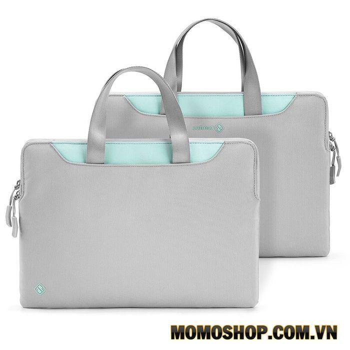 Túi xách nữ chống sốc Tomtoc Slim Handbag Macbook Pro/ Air 13