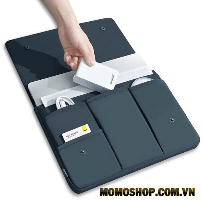 Túi xách nữ chống sốc MacBook Baseus Basics Series 13 inch