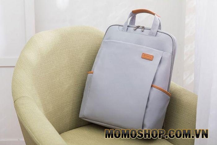 Balo laptop gọn nhẹ Yinuo thời trang B12